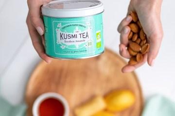 Rooibos Mande Biotee Kusmi Tea