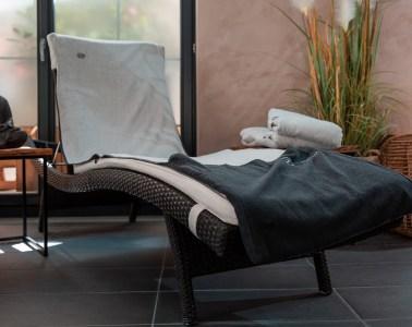 swellfeel®towel – mehr als nur ein Handtuch Die all-in-one Lösung für alle Ruhesuchenden