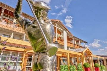 Nach Umbauarbeiten im neuen Glanz: Parkhotel Bad Griesbach
