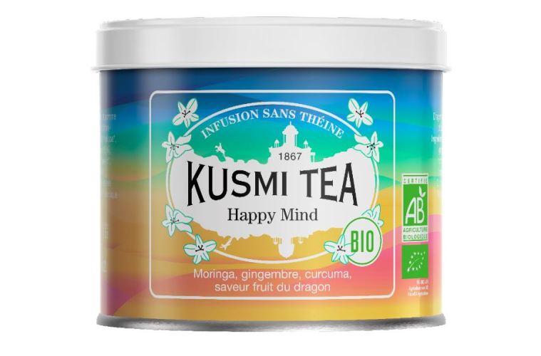 Happy Mind Kusmi Tea
