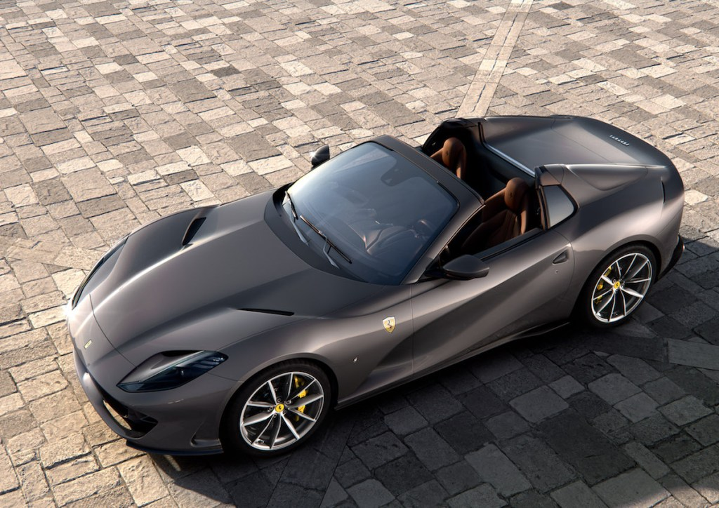 ferrari 812 gts superfast spider limited