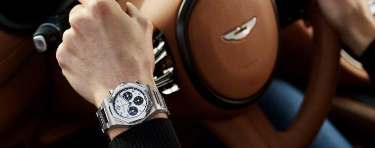 aston martin girard perregaux manufaktur luxusuhren sportwagen