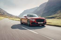 bentley flying spur neu modelle v8 motor luxuslimousine achtzylinder