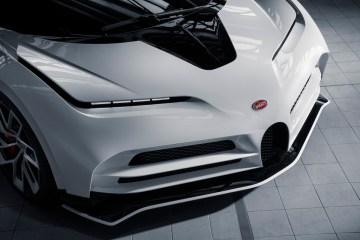 bugatti centodieci neu neues modell sportwagen preis