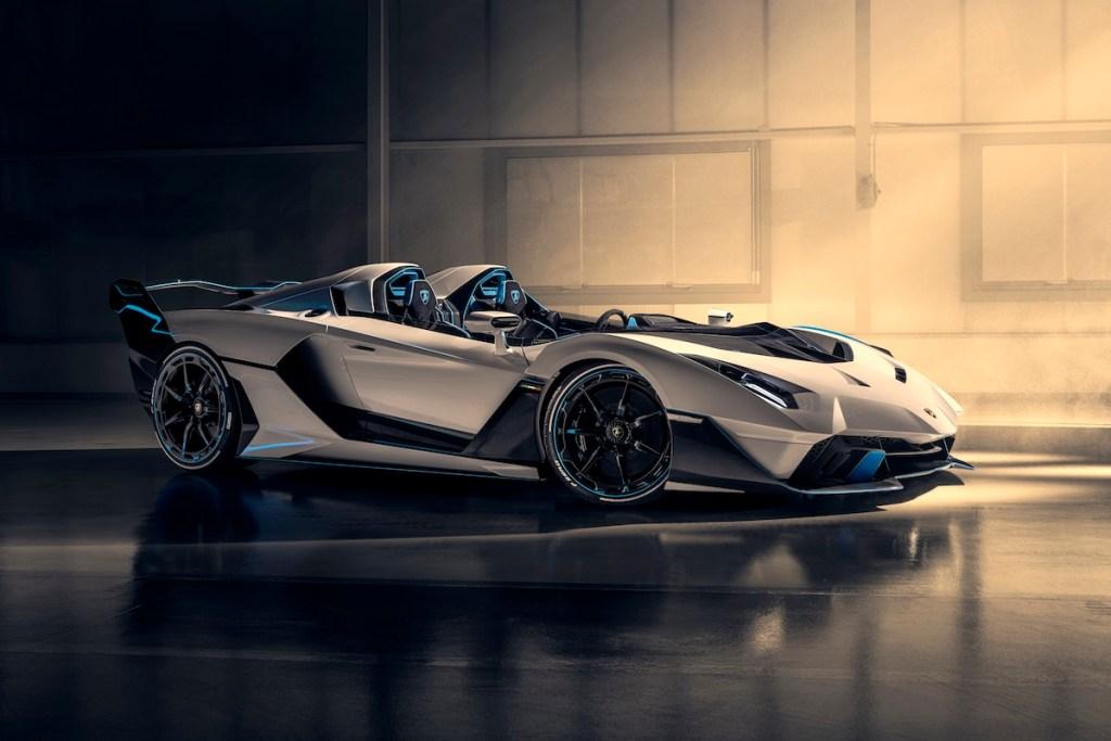 lamborghini sc20 supersportwagen modelle neu limitiert carbon