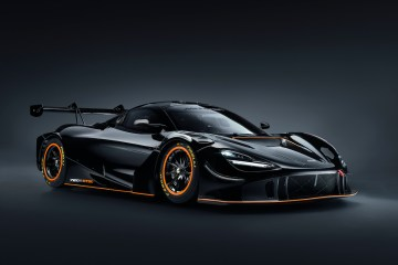 mclaren 720s gt3x new race car supercar retailers europe usa ownership