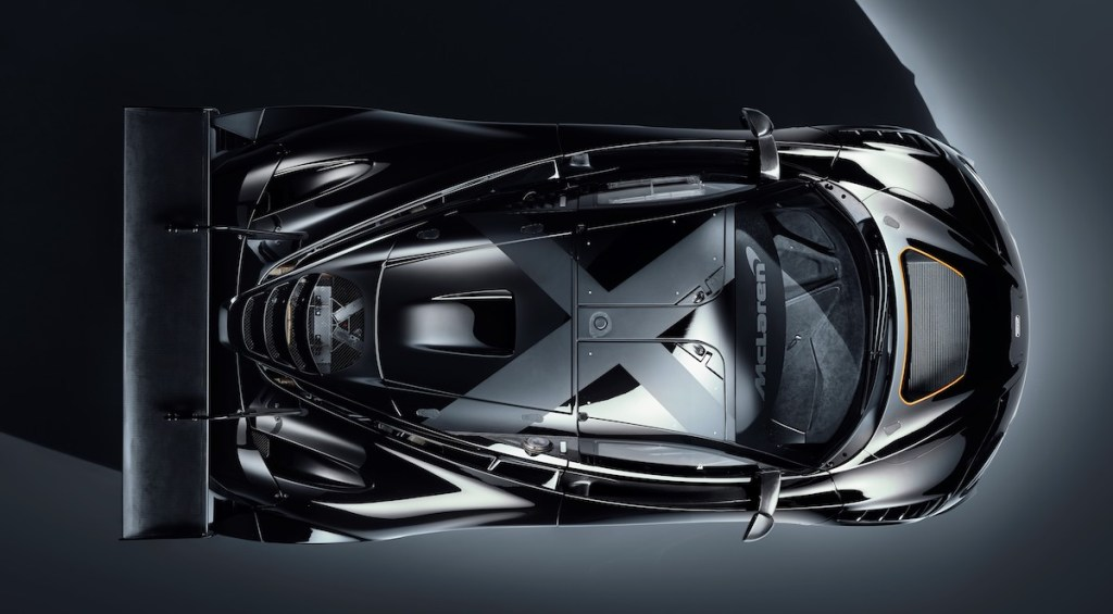 mclaren 720s gt3x new race car supercar retailers europe usa carbon fibre