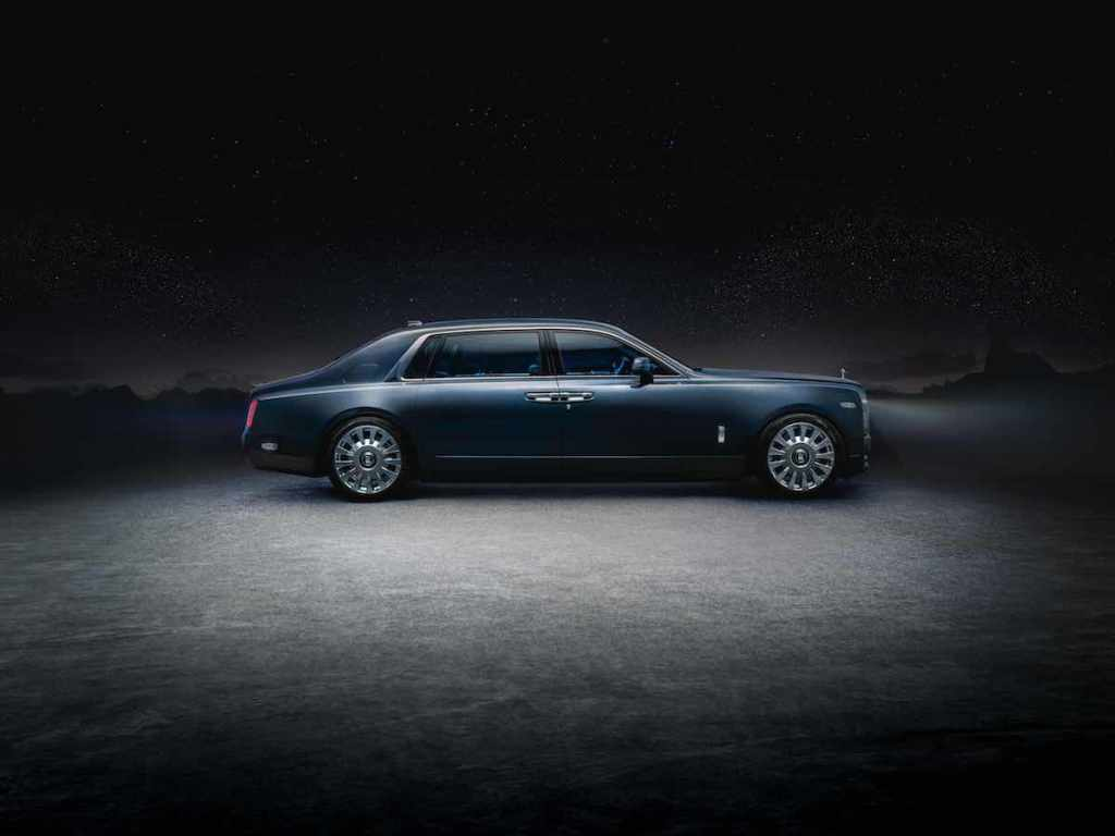 rolls-royce phantom tempus collection limited edition