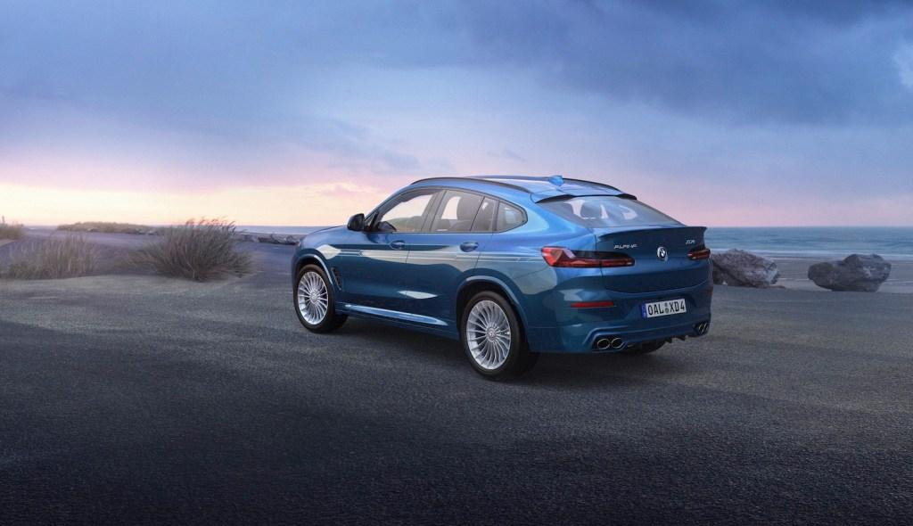 bmw alpina xd3 xd4 models 2021 new