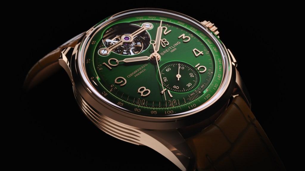 breitling bentley chronograph tourbillon rotgold modelle 2021 damen herren