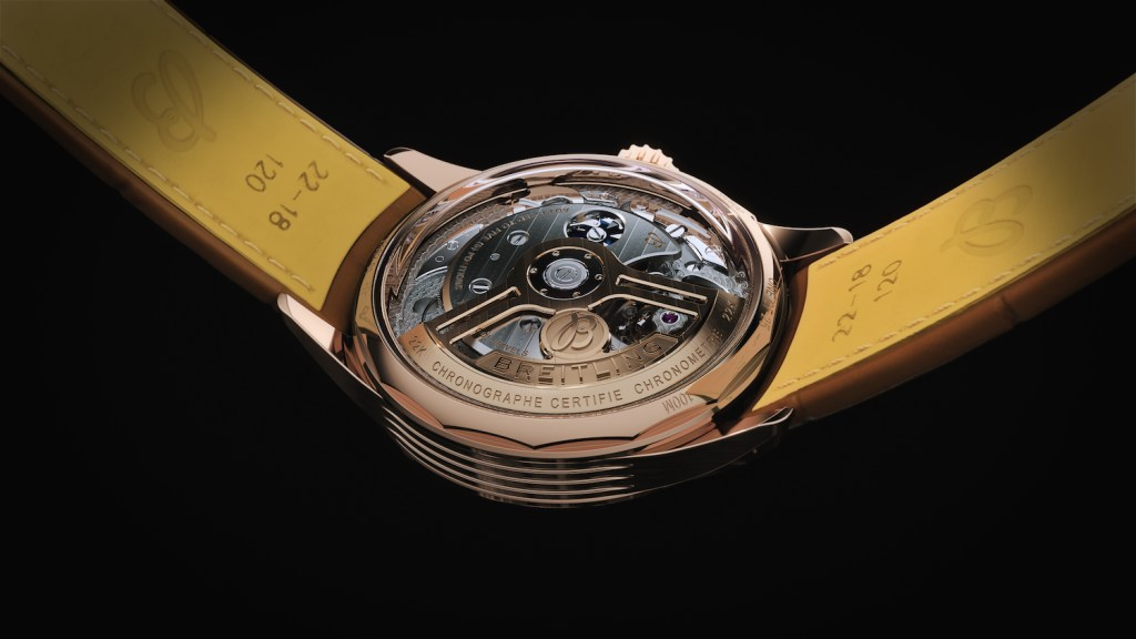 breitling bentley chronograph tourbillon limited edition red gold models
