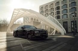 rolls-royce black badge wraith spofec novitec modelle limitiert