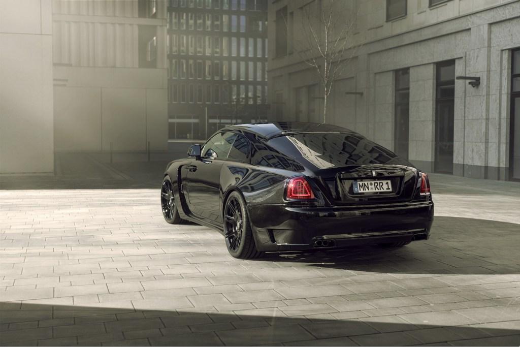 rolls-royce black badge wraith spofec novitec modelle limitiert tuning