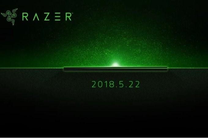 Razer marca evento de lançamento para 22 de maio; novo smartphone?