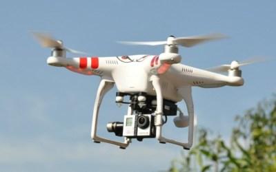 Drones trabalham em conjunto com IA para detectar comportamentos violentos