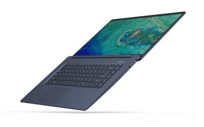 Novo Swift 5 da Acer é o notebook mais leve do mundo com tela de 15''