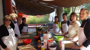 Cooking in the Alpilles - Provence Gourmet