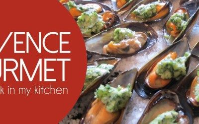 Fresh mussels Provencal style