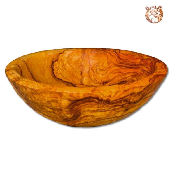 Saladier bois d'olivier 22 cm