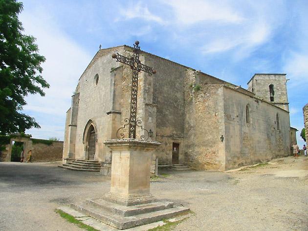 Photo Eglise Du Village De Mnerbes