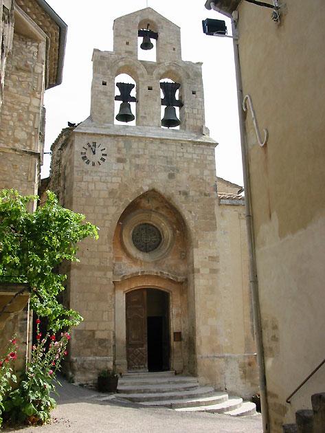 Photo Eglise De Rousset Les Vignes