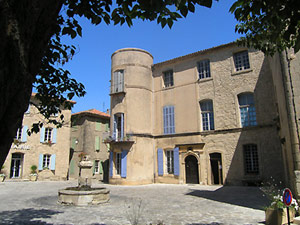 Grambois Luberon Provence