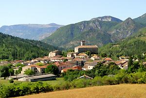 La Motte Chalancon Drme Provenale Provence