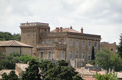 Rochegude Village De La Drme Provence