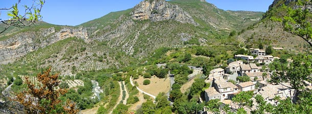 Saint May Drme Provenale Provence
