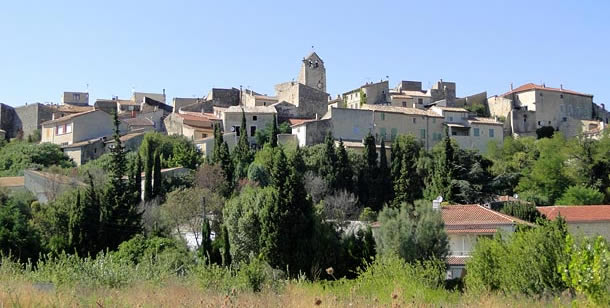 Thziers Gard Provence