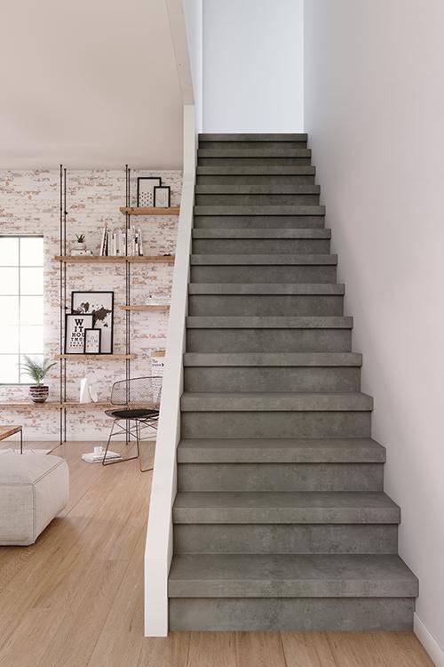 Kit Renovation De Marches Et Contremarches Escaliers Vente De Revetement De Sol Pas Cher A Pertuis Provence Peinture