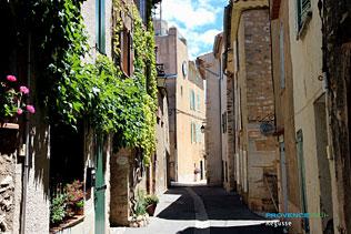 Rgusse Village Du Var Provence Web