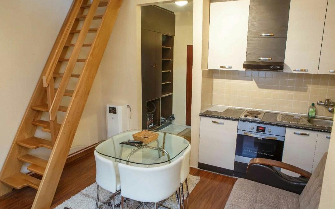 Apartman S5 – SUVA RUDA – duplex za 5 osoba