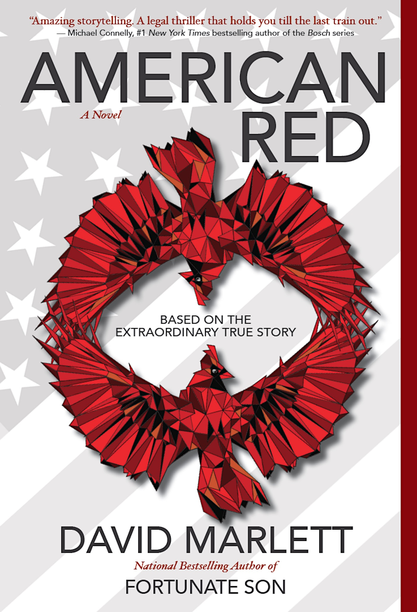 American Red by David Marlett