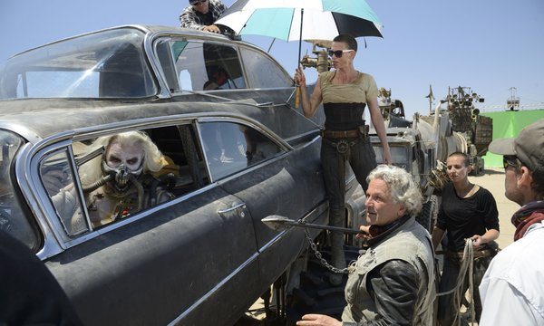 Editing Mad Max Fury Road to an Oscar win