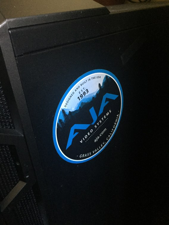 Io 4K Plus Sticker