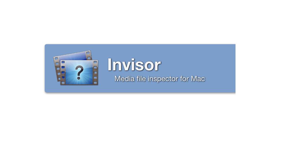 Review: Invisor media file inspector for macOS 3