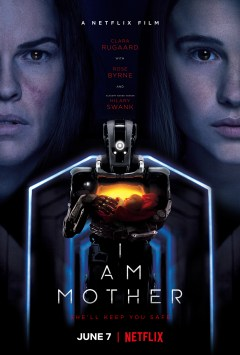 I Am Mother film poster