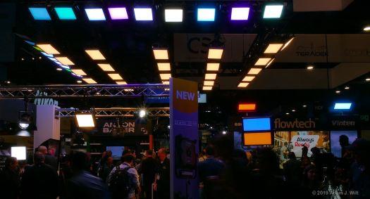 Colorful LEDs