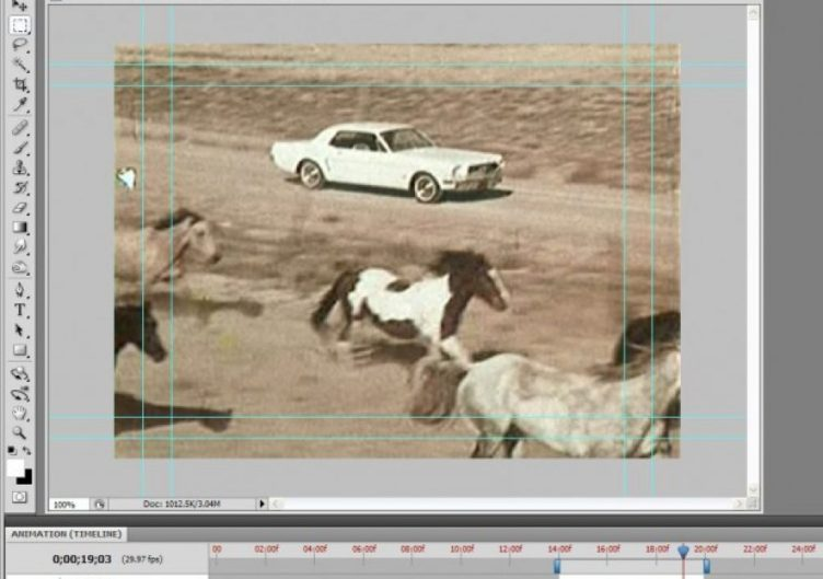 Basic Video Editing with Photoshop CS4/CS5 Extended by Jeff Foster ...