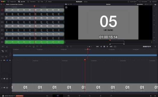 Review: DaVinci Resolve Speed Editor Part 2 - Multicam and Multi-camera Editing 47