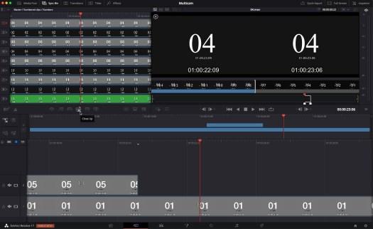 Review: DaVinci Resolve Speed Editor Part 2 - Multicam and Multi-camera Editing 49