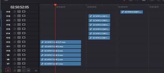 Review: DaVinci Resolve Speed Editor Part 2 - Multicam and Multi-camera Editing 36