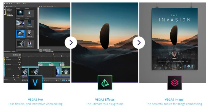VEGAS POST: MAGIX's NLE gets the special effects from FXhome