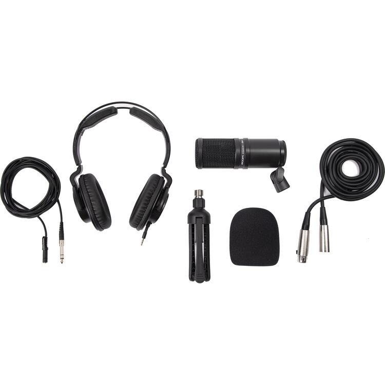 Review: Zoom ZDM-1 dynamic studio microphone or kit 31