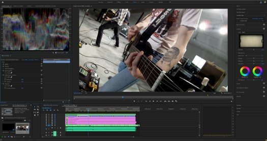 Premiere Pro 14.2: new NVIDIA encoder acceleration exports videos up to 5x faster
