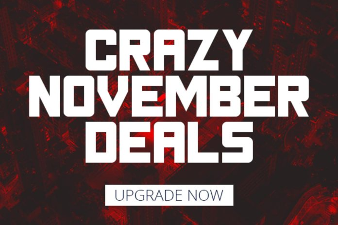 PVC's Black Friday 2020 best deals: the countdown has started