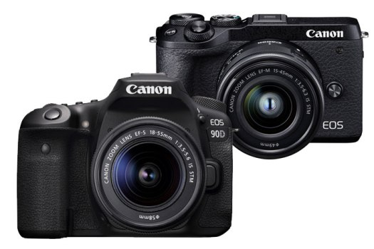 EOS 90D: contracting market made Canon marry the EOS7D with the EOSD 80D