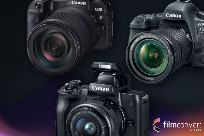 FilmConvert launches Canon camera packs, announces CineMatch is coming soon