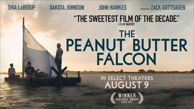 The Peanut Butter Falcon cover art